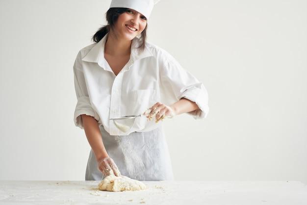 生地ベーカリー料理の宿題はベーキングです