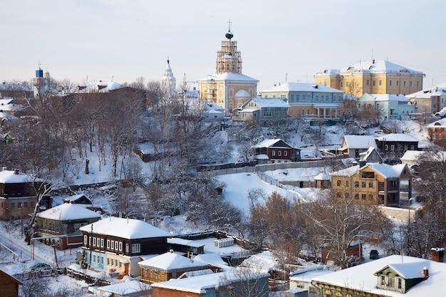 Вниз по городу владимир