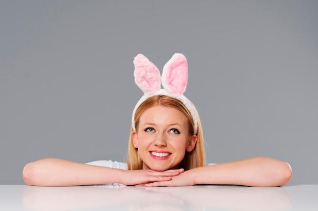 Снится женщина пасхального кролика
