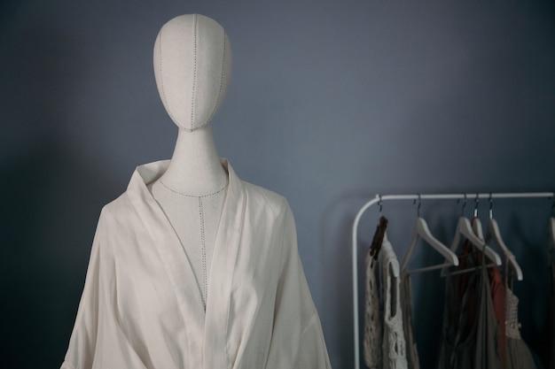 Dressmaking concept.