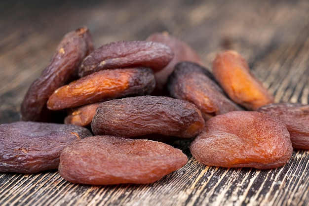 Сушеные абрикосы Premium Фотографии