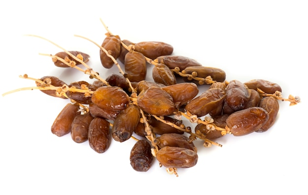 Dried date palm