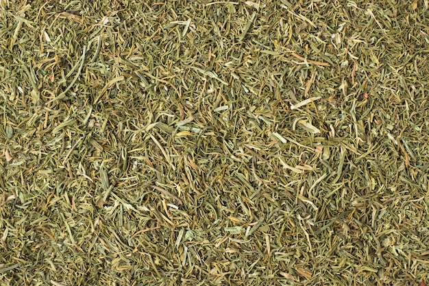Dried dill spice