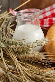 Сушеные кукурузные початки с молоком