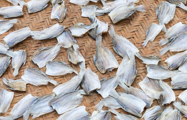 Dried fish group