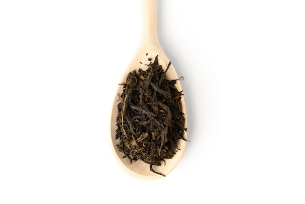 Сушеный иван-чай, изолированные на белом.