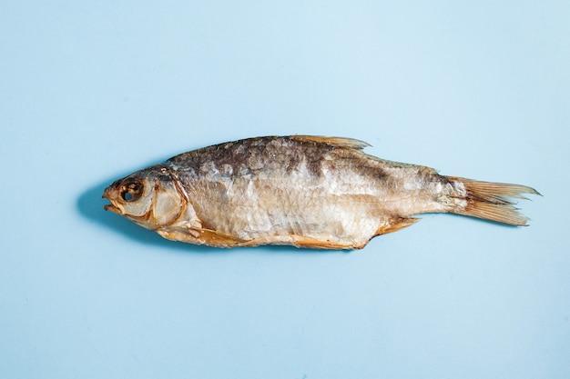 Вяленая соленая рыба