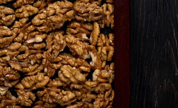 Dried shelled walnut halves