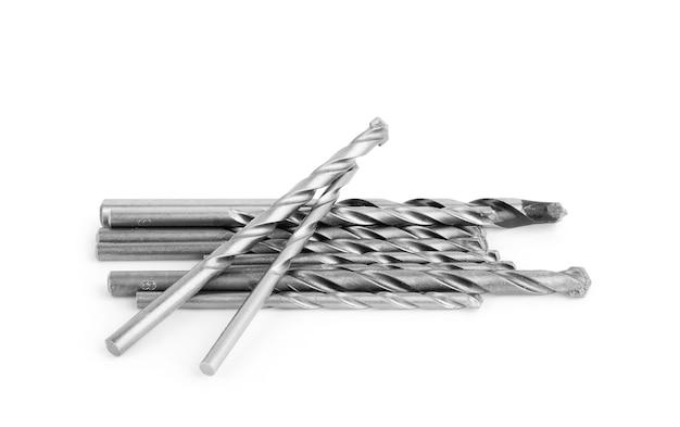 천공기용 드릴 비트 및 노즐. 금속 드릴링용 비트 및 자물쇠 제조공 드릴