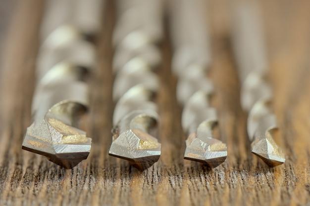 드릴 비트 커팅 에지, 콘크리트 석조 또는 석재 드릴링을 위한 4개의 카바이드 커터