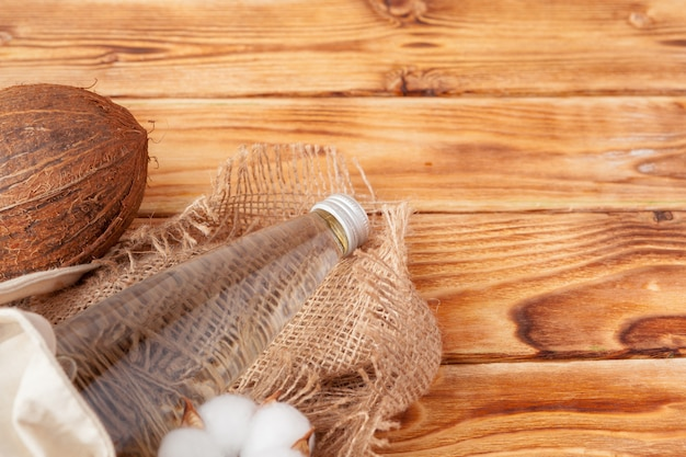 Drink of coconut water