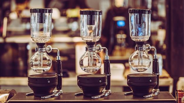 드립 콜드 브루 커피 메이커 도구