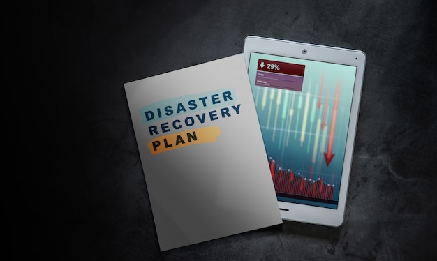 Drp disaster recovery plan on paper