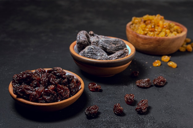 Dry fruit in cute bowls design