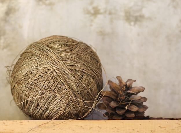 Мяч для сухой травы для кролика