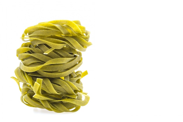 Сухая зеленая паста