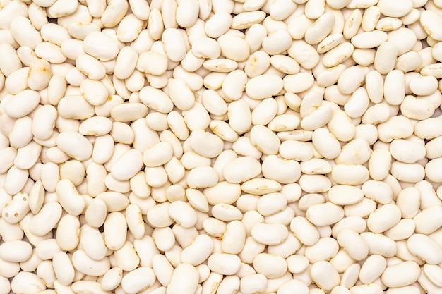 Dry lima beans
