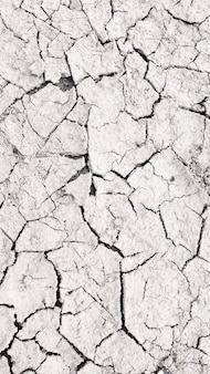 Dry mud cracked ground texture. drought season background.