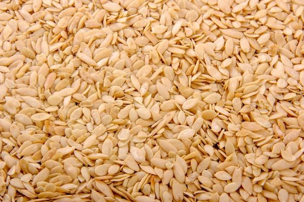 Dry muskmelon seed