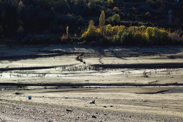 Сухая река