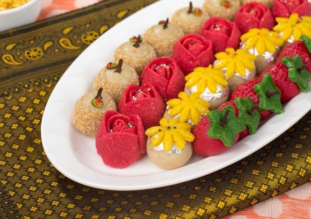 Dryfruits sweet food