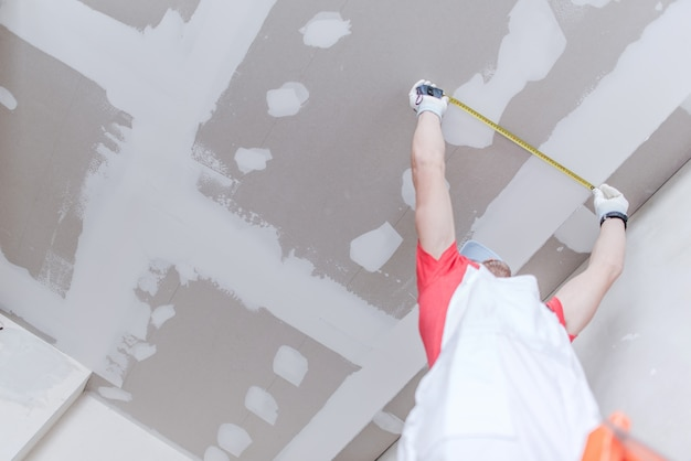 Drywall measurement