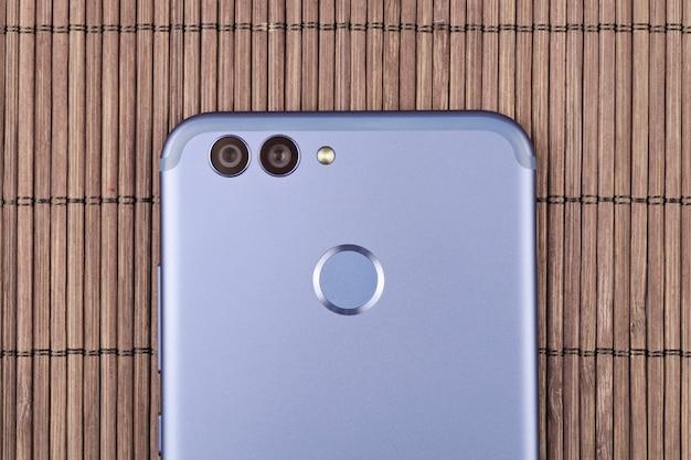 Dual smartphone camera