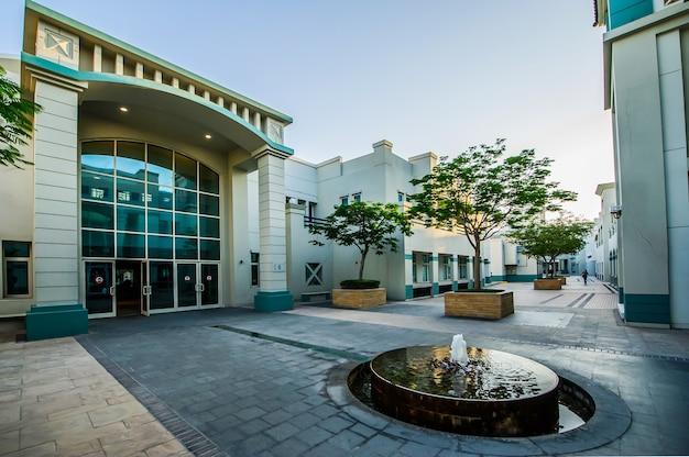 ドバイナレッジパーク-民間企業のための世界で唯一の人材育成フリーゾーン-アルスフー地区にあります