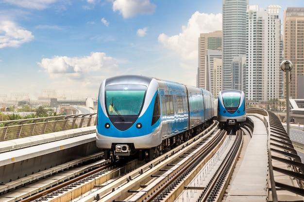 Дубайское метро, объединенные арабские эмираты