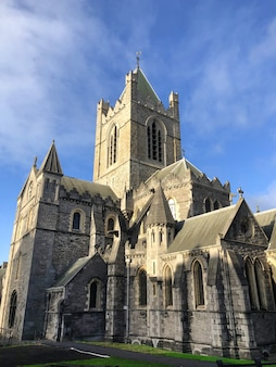 Dublin christ church cathedral