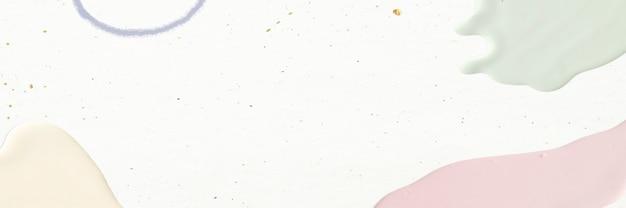 鈍いパステル抽象的な壁紙の背景