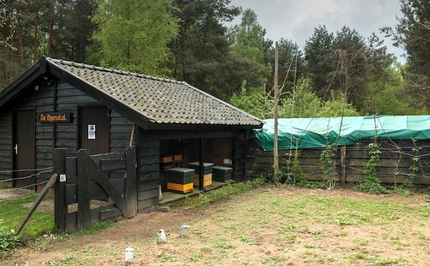 Dutch urban farming grounds