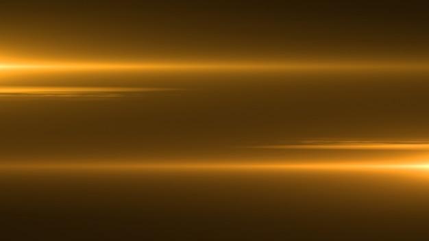 Dynamic golden lines
