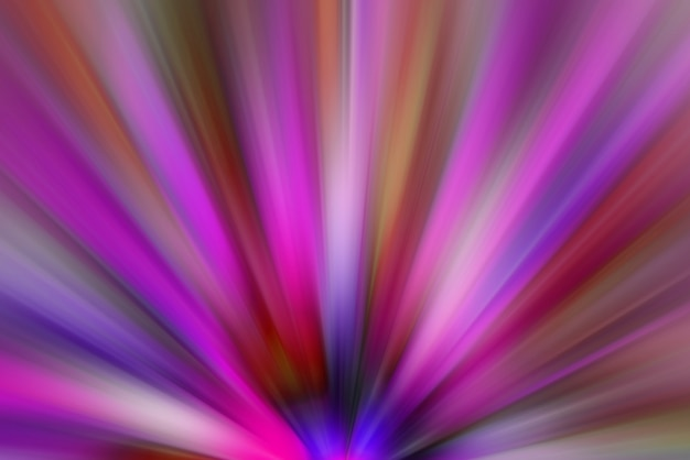 Dynamic pink beams. a flash in space going into perspective.