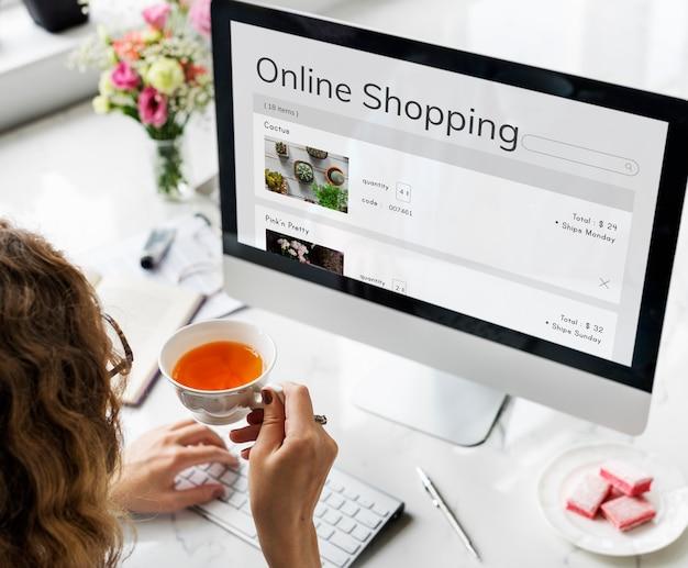 Eコマースオンラインショッピングプラントの販売