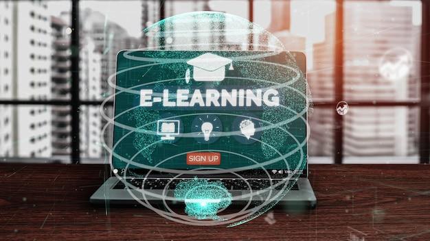Электронное обучение для студентов и вузов концептуально