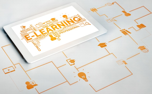 E-learning for student and university