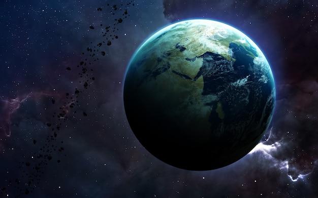 Земля высокое разрешение