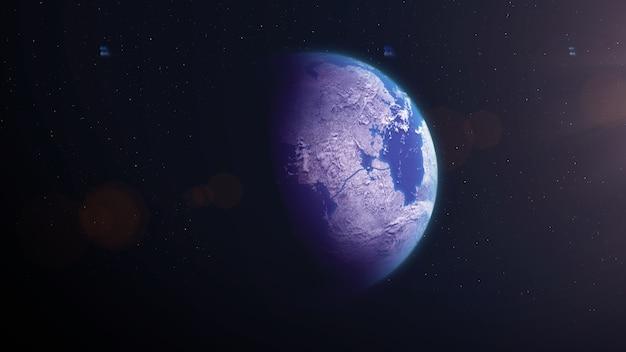 太陽系外惑星のような地球