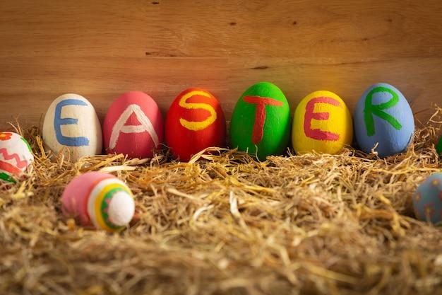 Easter egg festival.