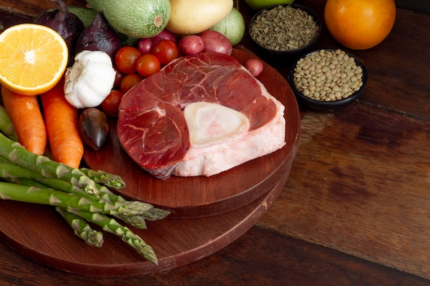 簡単な準菜食主義の食事療法
