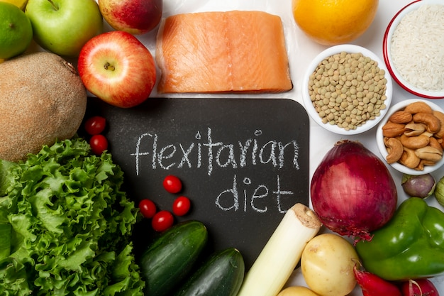 쉬운 유연성 다이어트 식품 구색