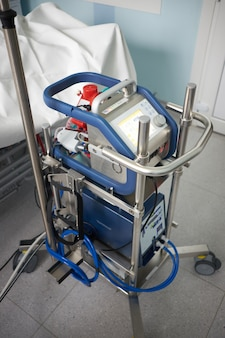 集中治療室で働くecmoマシン
