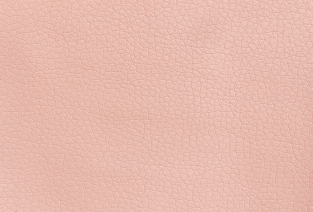 Eco-friendly pink leather. top view, fabric texture.