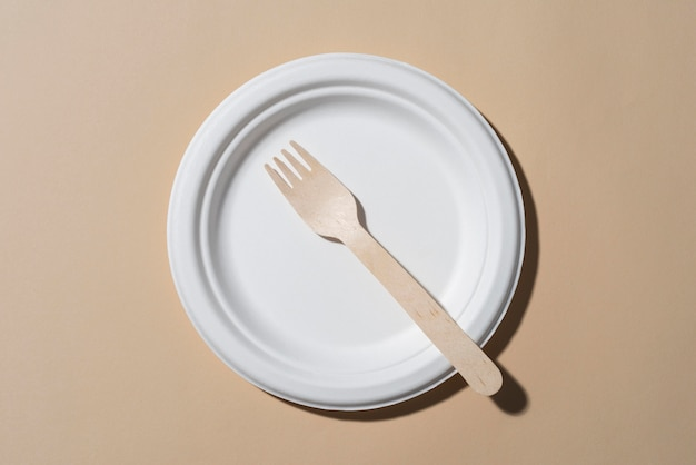 Eco friendly utensils assortment