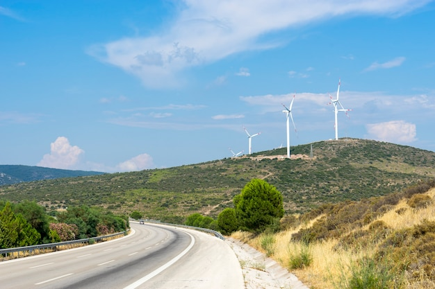 에코 파워, 풍력 터빈