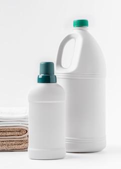 Concetto di prodotti eco con spazio di copia