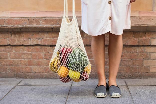 Экологичная жизнь с сумкой