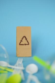 環境にやさしい包装紙袋