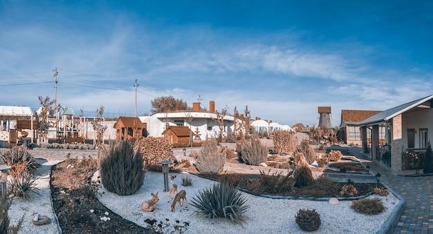 Ecoland resort in odessa, ukraine